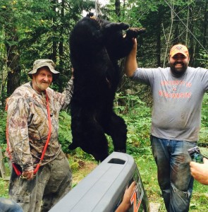 Northern Wisconsin Black Bear Guided Hunts